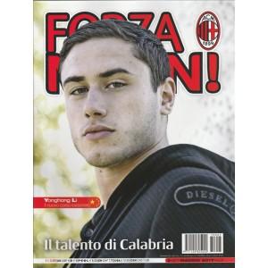 """Forza Milan - mensile n. 5 (601) Maggio 2017 """"il talento di calabria"""""""