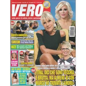 """Vero - settimanale n. 20 - 25 Maggio 2017 """"Maria, Gemma & Tina"""""""