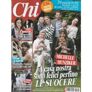 """CHI - settimanale n. 22 - 17 Maggio 2017 """"Michelle Hunziker"""""""