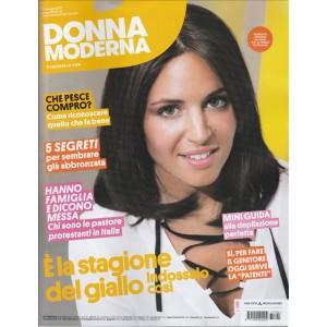 """Donna Moderna - settimanale n. 22 - 17 Maggio 2017 """"che pesce compro?"""""""