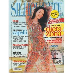 "Silhouette Donna Pocket - mensile n. 6 Giugno 2017 ""Dieta a zona"""