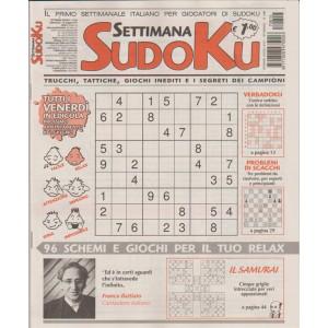 """Settimana Sudoku - n. 616 - 26 Maggio 2017 """"Franco Battiato"""""""