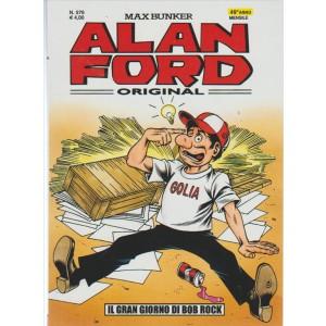 Alan Ford original - mensile n. 576 Giugno 2017 - Il Gran Giorno di Bob Rock