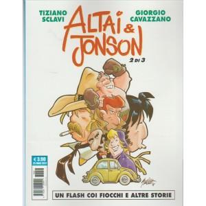 """Cosmo Serie Blu - Altai & Jonson n. 2 di 3 """"un flash coi fiocchi e altre storie"""