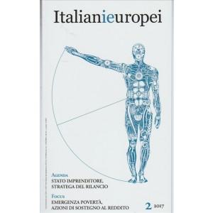 "Italianieuropei - bimestrale n. 2/2017 ""Emergenza povertà"""