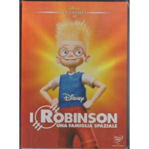 I CLASSICI DISNEY. I ROBINSON. UNA FAMIGLIA SPAZIALE  N. 47.