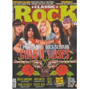 "Classic Rock Lifestyle - mensile n. 55 - Maggio 2017 ""Gums N' Roses"""