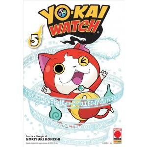 Manga: Yo-Kai Watch   5 - Manga Monster   5