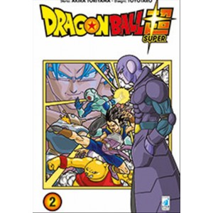 Manga: DRAGON BALL SUPER #2 - Star Comics