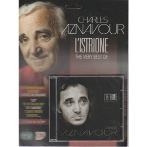 CHARLES AZNAVOUR. L'ISTRIONE. THE VERY BEST OF.