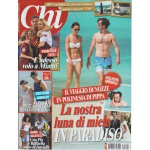 """CHI - settimanale n. 24 31 Maggio 2017 """"Pippa in Polinesia"""""""