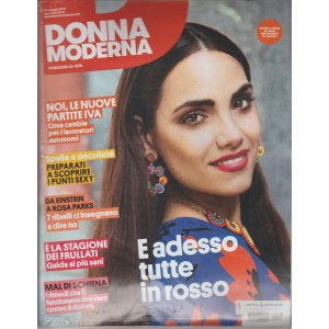 """Donna Moderna - Settimanale n. 24 - 31 Maggio 2017 """"Marika Iorio"""""""