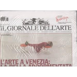 """il Giornale dell'Arte - mensile n. 376 Giugno 2017 """"L'arte a Venezia"""""""