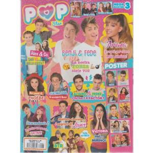 """Pop Star Piu' - ristampa mensile n. 86 """"Benji & Fede: la nostra forza siete voi"""""""