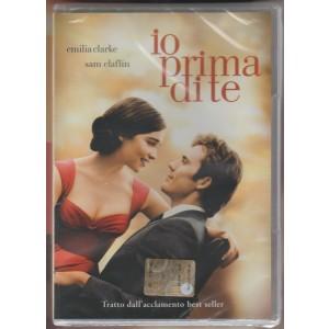 DVD - Io Prima di Te - Regista: Thea Sharrock