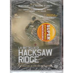 DVD - La Battaglia di Hacksaw ridge - vincitore 2 premi Oscar