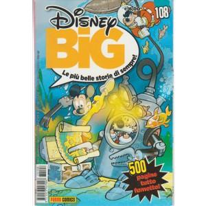 Disney Big - mensile n. 108 - Marzo 2017