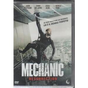 "DVD-Mechanic Resurection""se deve sembrare un'incidente...lui è un sicario perfetto"""