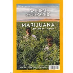 National Geographic Italia - mensile n. 6 Giugno 2017 - Marijuana