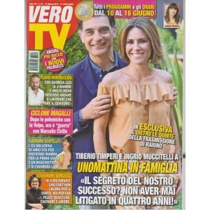 """Vero Tv - Settimanale n. 23 - 12 Giugno 2017 """"Tiberio Timperi"""""""
