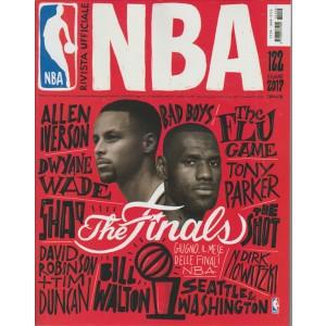 """Rivista Ufficiale NBA - mensile n. 122 Giugno 2017 """"The Finals"""""""