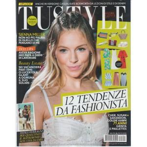 "Tu Style - settimanale n. 24 - 6 Giugno 2017 ""Sienna Miller"""