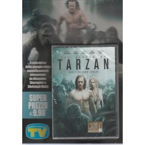 """DVD - Legend of Tarzan """"non è un uomo comune"""""""
