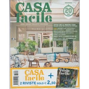 Casa Facile - mensile n. 6 Giugno 2017 + Verde Facile