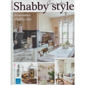 """Shabby Style """"Casa e Déco"""" - bimestrale n. 19 Luglio 2017""""Romantico Shabby chic"""""""