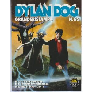 Dylan Dog Grande ristampa - bimestrale n. 65 Giugno 2017
