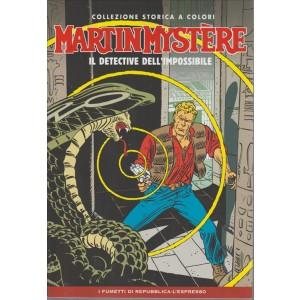 MARTIN MYSTERE. N. 1. COLLEZIONE STORICA A COLORI. IL DETECTIVE DELL'IMPOSSIBILE.