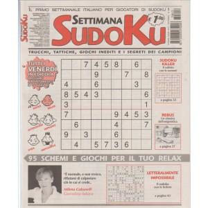Settimana Sudoku - settimanale n. 617 - 9 Giugno 2017