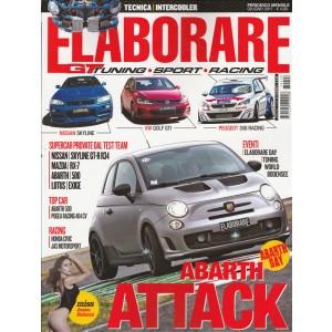 """Elaborare - mensile n. 228 Giugno 2017 """" Abarth Attack"""""""
