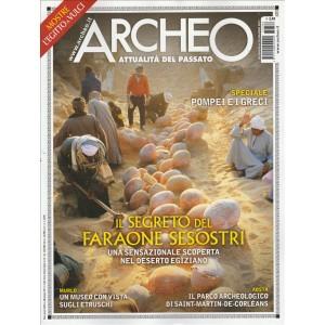 ARCHEO (attualità e Passato)- mensile n. 388 - 8 Giugno 2017
