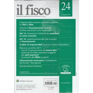 """Il Fisco - settimanale n. 24 - 12 Giugno 2017 """"OIC 13 e OIC 19"""""""