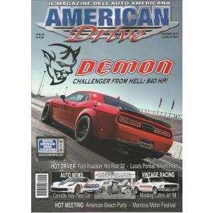American Drive (il Magazine dell'Auto Americana) - bimestrale n. 75 Giugno 2017