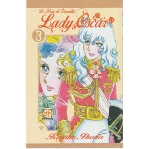 Manga: Lady Collection 42 – Lady Oscar: Le Rose di Versailles 03 [di 12] - GOEN