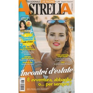 """Astrella - mensile n. 7 Luglio 2017 """"l'oroscopo di Ada Alberti"""""""