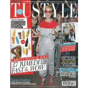 "Tu Style - settimanale n. 25 - 13 giugno 2017 ""Katy Perry"""