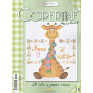 Quaderni di Ricamare - uadrimestrale n. 18 Giugno 2017 Copertine Bambino