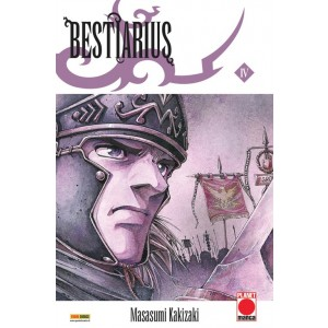 Manga: Bestiarius   4 - Manga Land   11 - Planet Manga