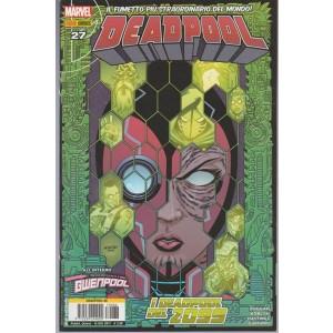 Deadpool N. 27 / 86 - Marvel Italia