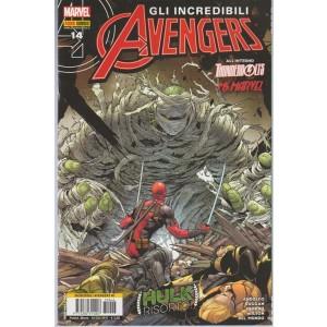 Incredibili Avengers n. 14 (46) - Marvel Italia