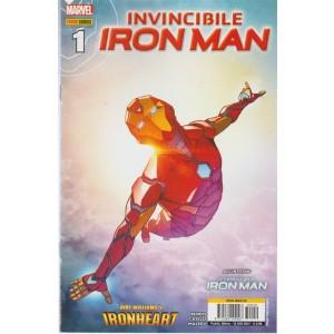 Invincibile Iron Man 1 -(50) - Marvel Italia