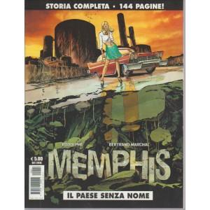 MEMPHIS. IL PAESE SENZA NOME.  BIMESTRALE SETTEMBRE 2016.. COSMO SERIE NERA  22