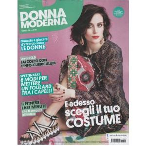 """Donna Moderna - settimanale n. 26 - 14 Giugno 2017""""Lisa Volonterio 22 anni Como"""""""
