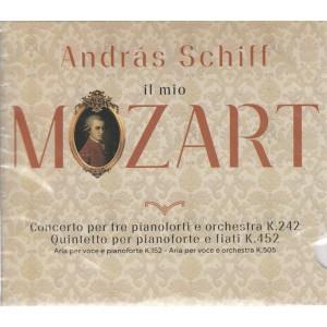 CD Andras Schiff - Il mio Mozart