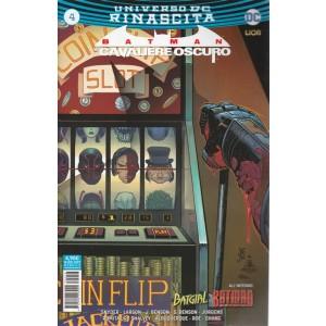 BATMAN IL CAVALIERE OSCURO (58) 4 - DC Comics Lion