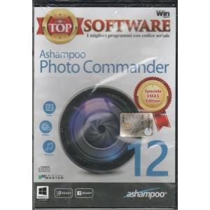 CD-ROM - Ashampoo Photo Commander 12 - software completo con Codice seriale