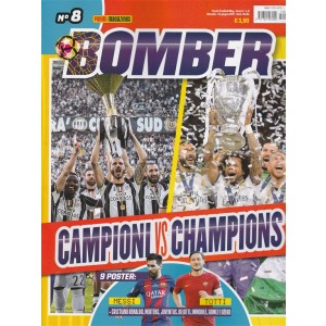 Panini Football Mag - Bomber - mensile n. 8 Giugno 2017